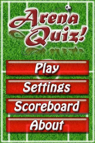 Screenshot ArenaQuiz